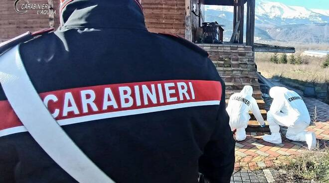omicidio paolo d'amico barisciano: indagini dei Carabinieri