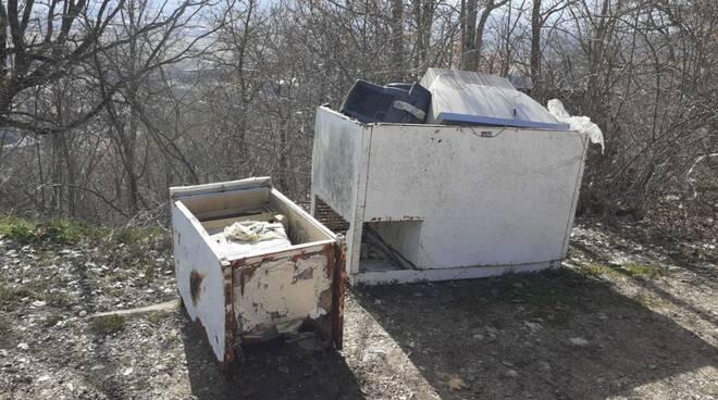 preturo elettrodomestici abbandonati