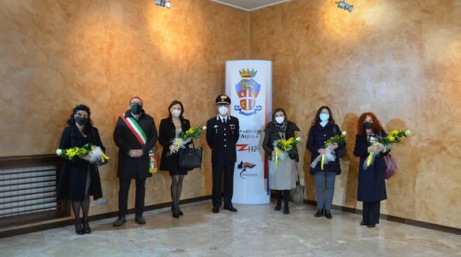 carabinieri 8 marzo