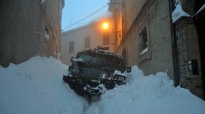 danni neve 2017 abruzzo