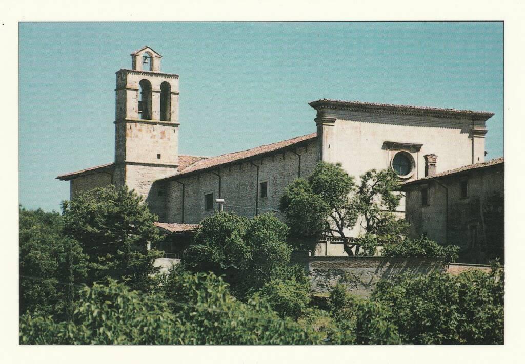 chiesa del castello paganica