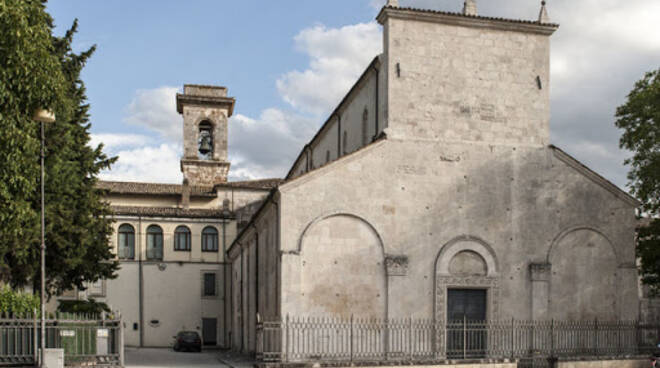 monastero clausura Corfinio