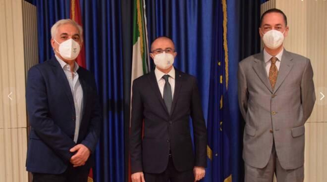 Corecom Abruzzo vicepresidenza consiglio regionale
