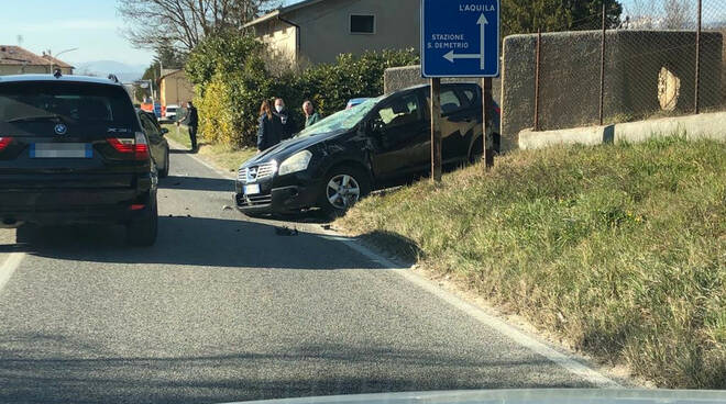 incidente san demetrio