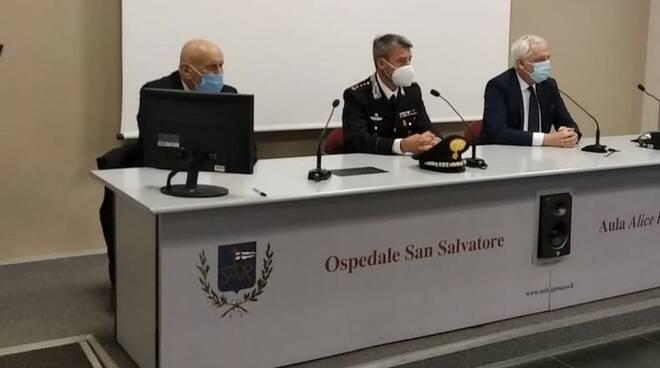 carabinieri asl vaccini