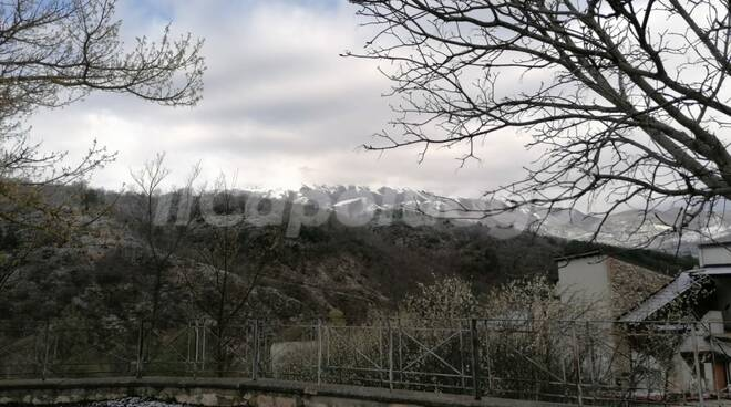 sirene neve aprile