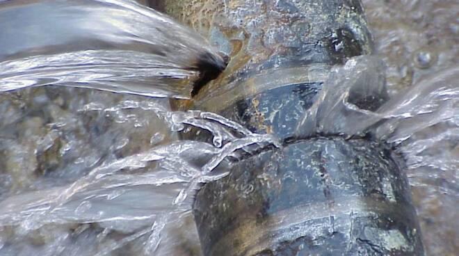 rottura idrica