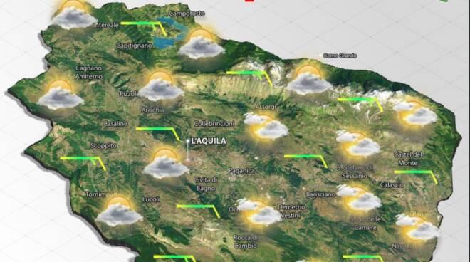 previsioni meteoaquilano