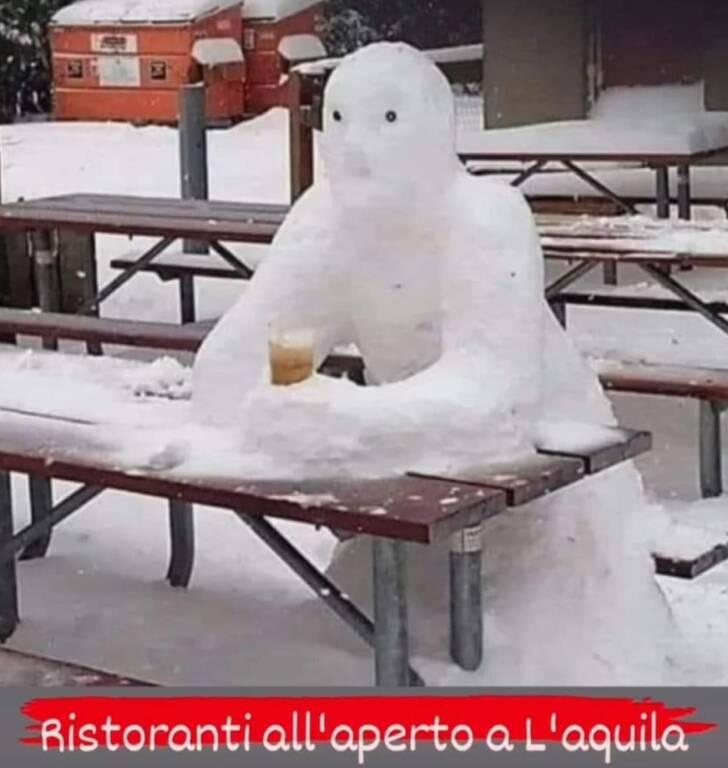 ristoranti e freddo aquilano