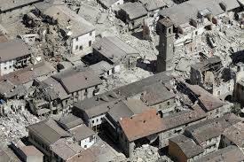 cratere sismico 2016 - 2017