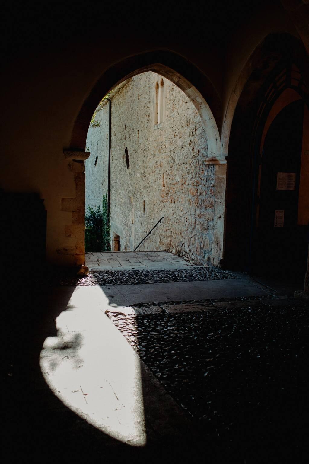 monastero ocre