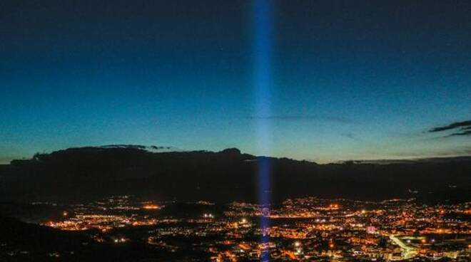 l'aquila 6 aprile 2021, 12'anniversario terremoto, mauro pagliai