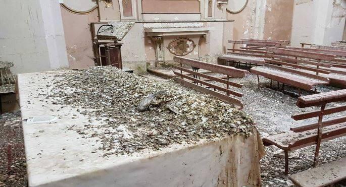 san demetrio chiese ricostruzione