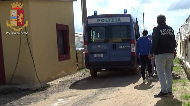 controlli aziende agricole polizia fucino