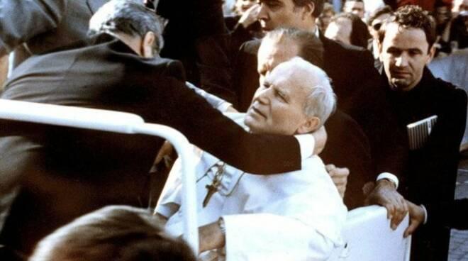 san giovanni paolo II attentato