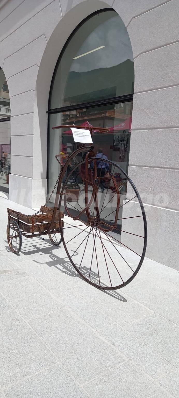 bici d'epoca