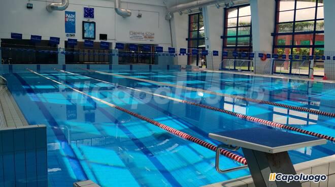 piscina comunale l'aquila
