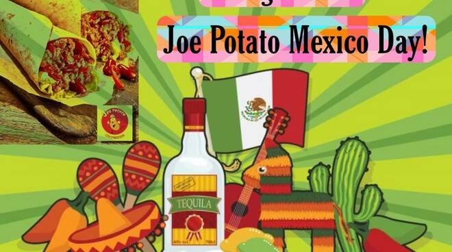 joe potato mexico day