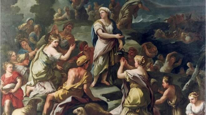 restauro quadri collemaggio