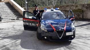 carabinieri l'aquila radiomobile