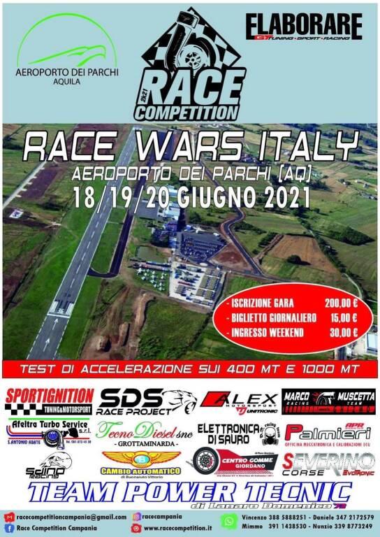 race wars Italy