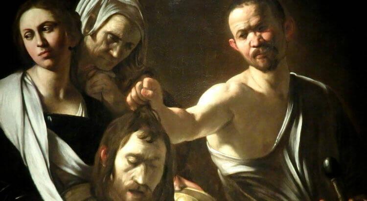san giovanni Caravaggio