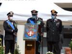 paolo aceto insediamento comando legione carabinieri abruzzo molise