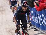 Giro d'Italia sterrato campo felice