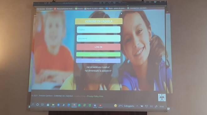 servizi scuola e asili online