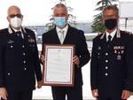 carabinieri elogio petrocco