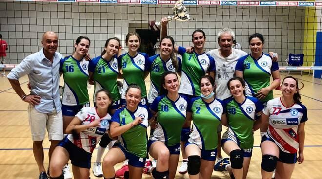 torrione volley coppa italia serie d