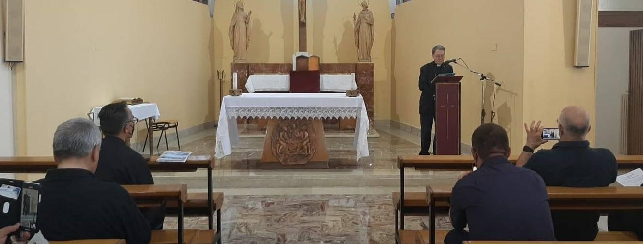 annuncio nuovo vescovo giovanni Massaro diocesi dei marsi