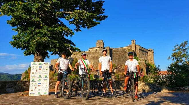appennino bike tour