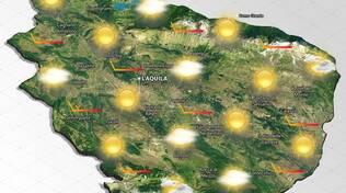 meteo aquilano previsioni