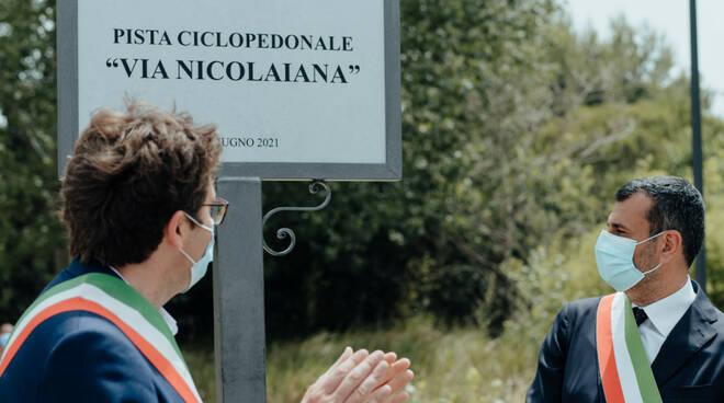via nicolaiana vasto