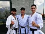 federico arnone karate