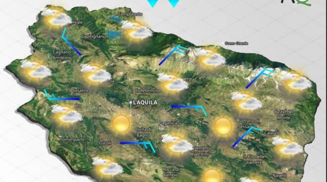 previsioni meteo 12 agosto