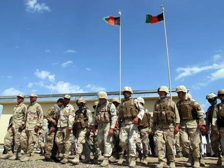 ritirata kabul Afghanistan