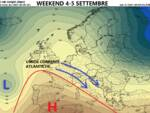 previsioni weekend 4 settembre 2021