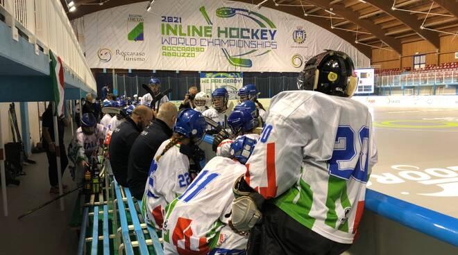 hockey inline 2021 roccaraso