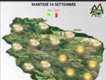 previsioni meteo 14 settembre 2021