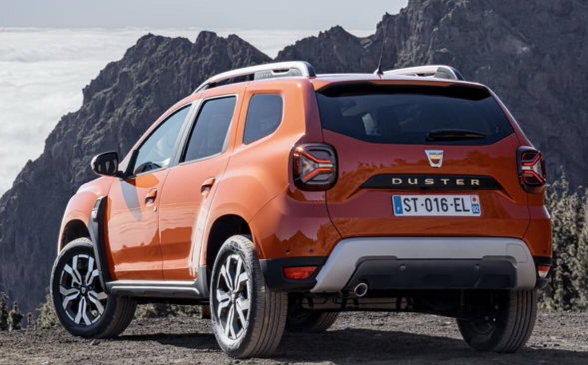 Dacia Duster 2021-2022