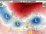 previsioni weekend 18-19 settembre