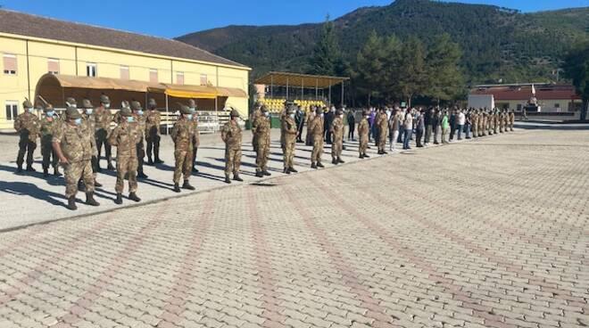 open day esercito aspiranti VFP