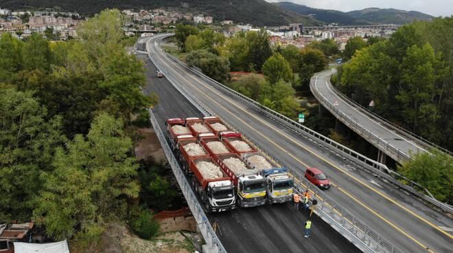 A24 Viadotto Fosso Vetoio