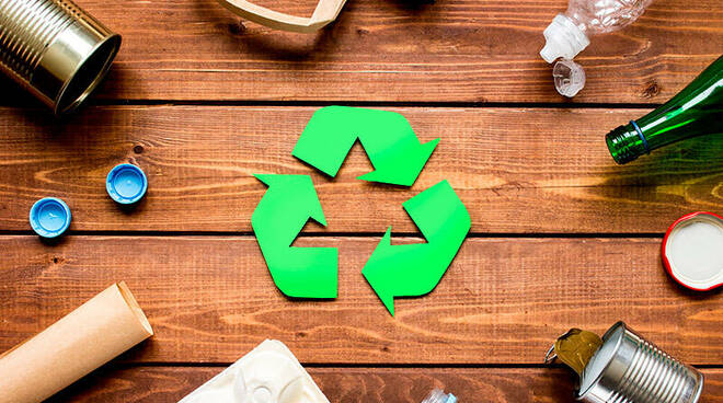 economia circolare riciclo