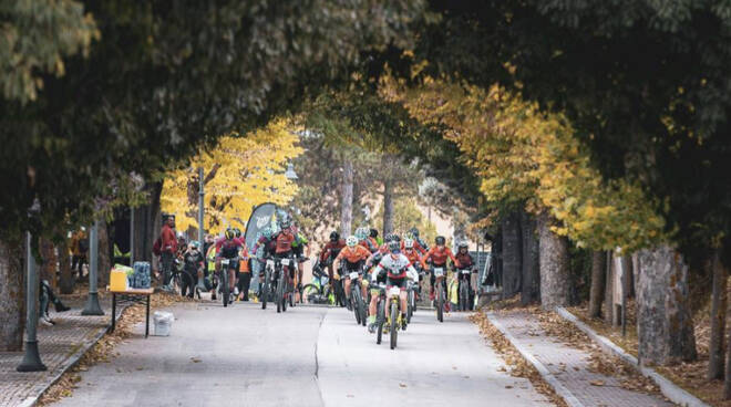 Rxc Poggio Picenze no limits bike
