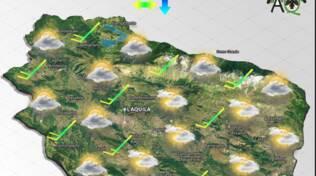 meteo aquilano giovedì 21 ottobre