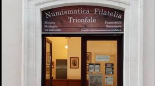 numismatica filatelia trionfale l'aquila