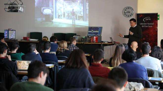 Istituto Amedeo d'Aosta INFN